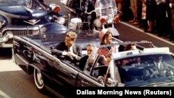 День убийства Джона Кеннеди, Даллас, 22 ноября 1963 года