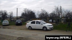 Обшук у будинку першого заступника голови Меджлісу кримськотатарського народу Нарімана Джеляла