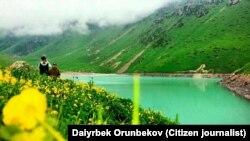 Кыргызстан. Чүй облусу. Көл-Төр көлү.