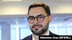 Moldova -- Iulian Groza, expert, Chisinau