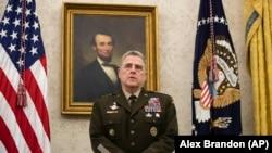 Шефот на здружениот Генералштабот на САД, армискиот генерал Марк Мили