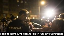 Алексей Навальный. Мұрағаттан алынған сурет.