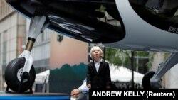 NASA впервые начало тестировать воздушные такси на безопасность и шум. Воздушное такси Joby.