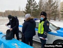 Garaşsyz synçy Rolan Mukhitžan Nur-Sultanda tussag edildi.