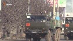 Кому загрожує російська армія з Криму?