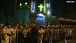 Gunmen Kill Three Outside Christian Church In Cairo