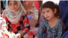 Afghanistan - people displaced by fighting and Taliban attacks in Kunduz Province - screen grab