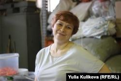 """Наталья Красоткина, сотрудница проекта """"Крышечки доброты"""""""
