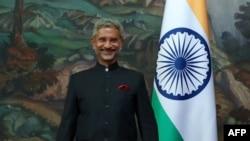 د هندوستان د بهرنیو چارو وزیر سوبرا مینیام جې شنکر