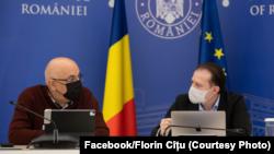 Premierul Florin Cîțu a spus că a vrea mai multe măsuri de prevenție