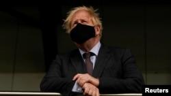 Британский премьер Борис Джонсон