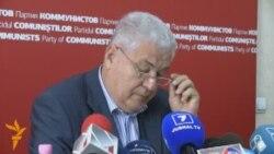 """Voronin despre """"virajul"""" Consiliului Europei"""