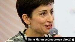 Oana Marinescu.