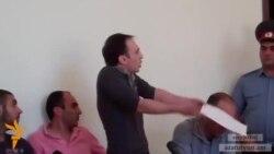 Համաներում. Տիգրան Առաքելյան