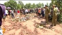 Рятувальники шукають жертв авіакатастрофи у Лаосі