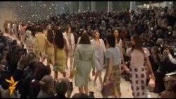 Найновіша колекція Burberry на тижні моди у Лондоні