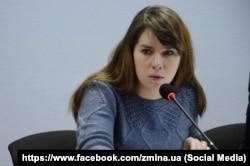 Ольга Куришко, координатор юридического направления КрымSOS