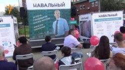 Навальный против Собянина: встречи с москвичами