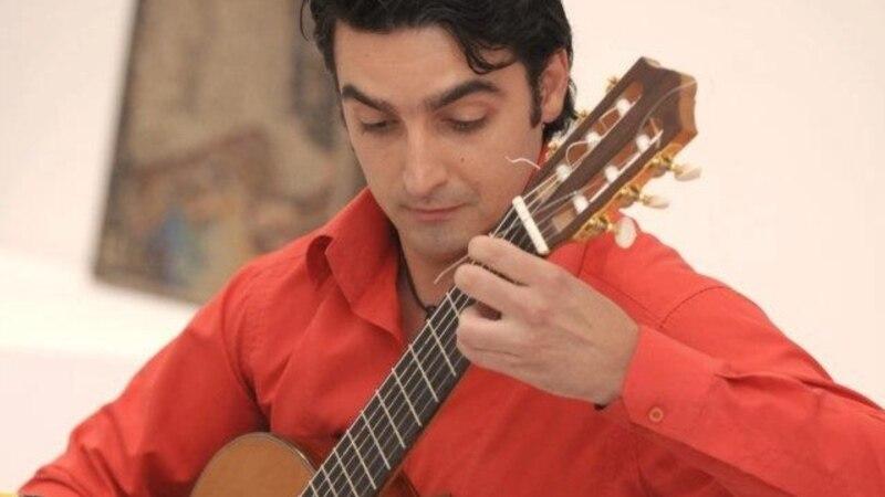 Гитаристот Багески со солистички концерт во Света Софија во Охрид