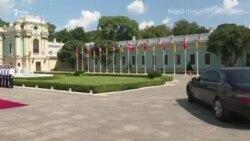 108 мільйонів франків допомоги: перший день першого візиту президентки Швейцарії до України (відео)