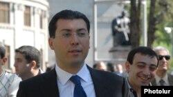 Бывший посол Армении в Ватикане Микаэл Минасян (архив)