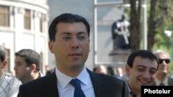 Armenia -- Mikael Minasian, President Serzh Sarkisian's son-in-law.