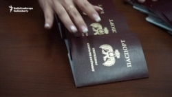 Russia-Backed Separatists Issue Passports In Donetsk