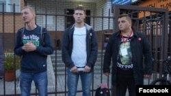 Открытие штаба Навального в Липецке