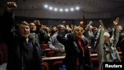 """Провозглашение """"независимости ДНР"""" 7 апреля 2014 года"""