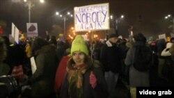 Антикорупційні протести в Румунії, 4 лютого 2017 року