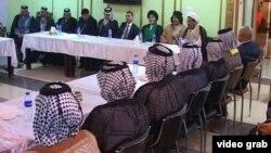 مؤتمر لتجمع عشائر العراق في القادسية