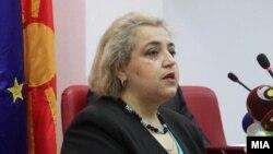 амбасадорот Александра Пападопулу