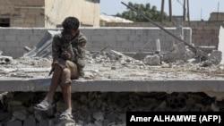Идлиб, Сирия. 7 мая 2019