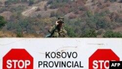 Kufiri Kosovë-Serbi (Foto nga arkivi)