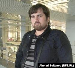 Нохчийчоь - Умханов Шарип Соьлж-гIалара кеманийн портехь, 09Ман2012