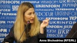Украинаның мәгълумат сәясәте министры киңәшчесе Әминә Җәппар