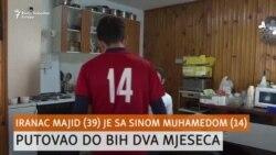 Bosna, zemlja budućnosti za kuhara i fudbalera iz Irana