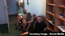 Гурт Ot Vinta затриманий на польському кордоні, 3 липня 2016 року