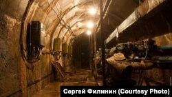 Насосы, откачивающие воду из тоннелей