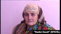 Зебо Мамадназарова, модари Димон Ашӯров.