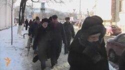 Timoşenkonyň tarapdarlary proteste çykdylar