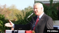 U.S. Senator Roger Wicker (Republican-Mississippi)