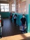Fëmijët në një shkollë në Belgjikë. Foto nga arkivi.