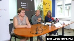 Konferencija za novinare Udruga za ljudska prava, 14. rujna 2012.