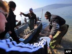 Ribari na Dunavu