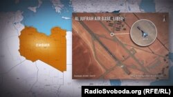 МІГ-29 виявили на супутниковій фотографії на території аеропорту Ель-Джофрі