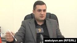«Ալյանս» կուսակցության առաջնորդ Տիգրան Ուրիխանյան, արխիվ