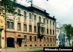 Nabokovun doğulduğu və uşaqlığının keçdiyi ev, Sankt-Peterburq