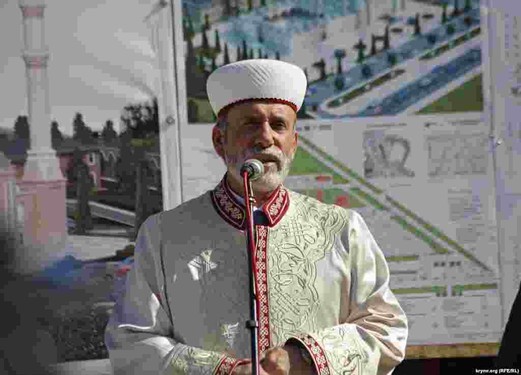 Муфтий Крыма Эмирали Аблаев