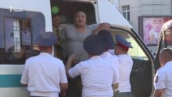 Алматыда бірнеше адамды полиция ұстады